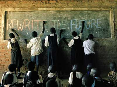 Rewrite the Future in Uganda
